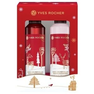 YVES ROCHER YOUR BERRIES SKIN 2 PC GIFT SET